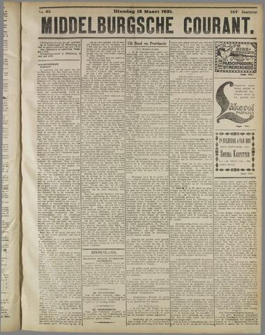 Middelburgsche Courant 1921-03-15