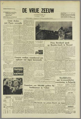 de Vrije Zeeuw 1963-04-11