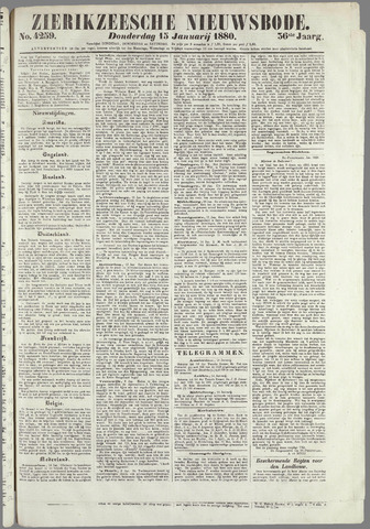 Zierikzeesche Nieuwsbode 1880-01-15