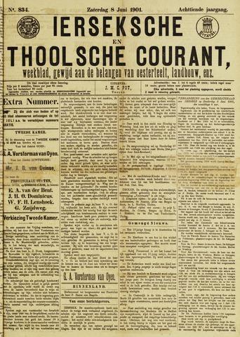 Ierseksche en Thoolsche Courant 1901-06-15