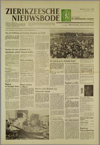 Zierikzeesche Nieuwsbode 1970-03-17