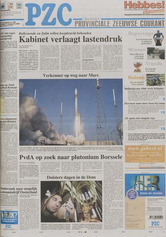 Provinciale Zeeuwse Courant 2005-08-13