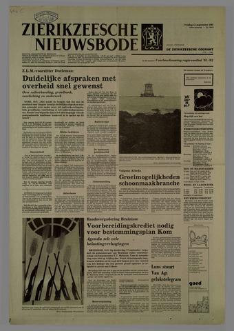 Zierikzeesche Nieuwsbode 1981-09-11