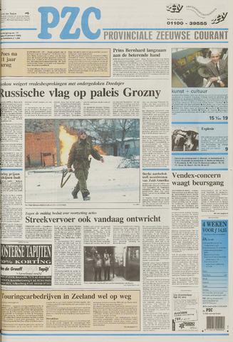 Provinciale Zeeuwse Courant 1995-01-20