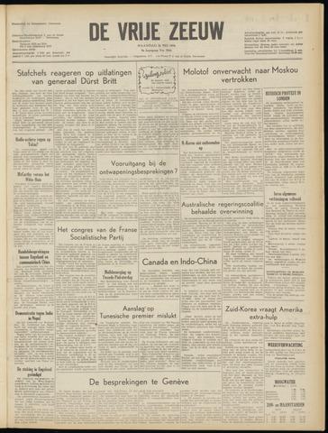 de Vrije Zeeuw 1954-05-31