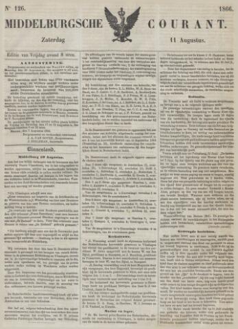 Middelburgsche Courant 1866-08-11