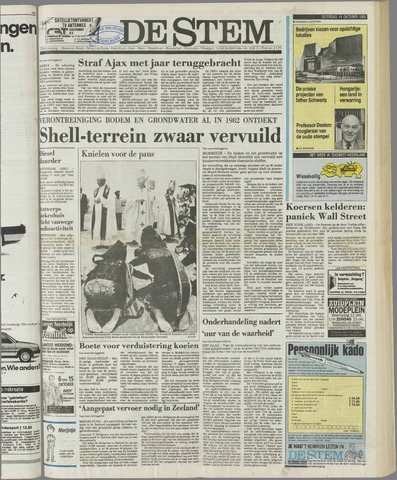 de Stem 1989-10-14