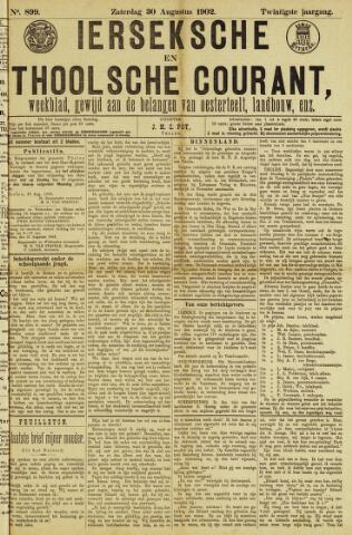 Ierseksche en Thoolsche Courant 1902-08-30