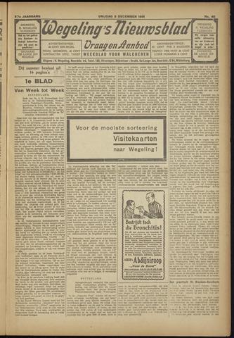 Zeeuwsch Nieuwsblad/Wegeling's Nieuwsblad 1931-12-04
