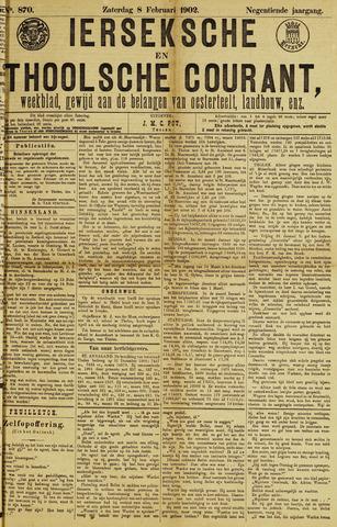 Ierseksche en Thoolsche Courant 1902-02-08