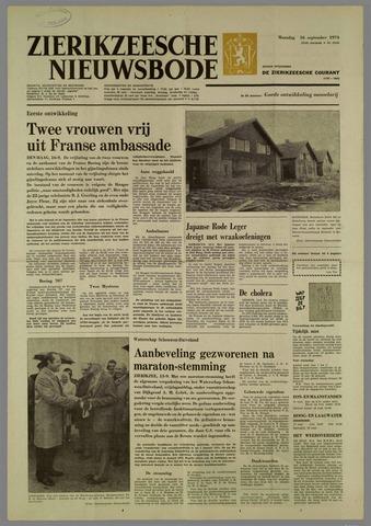 Zierikzeesche Nieuwsbode 1974-09-16