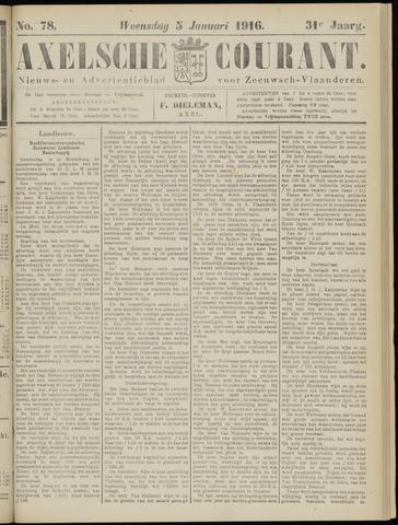 Axelsche Courant 1916-01-05