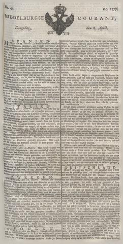 Middelburgsche Courant 1777-04-08