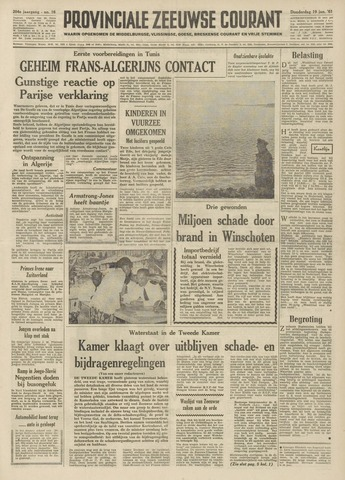 Provinciale Zeeuwse Courant 1961-01-19