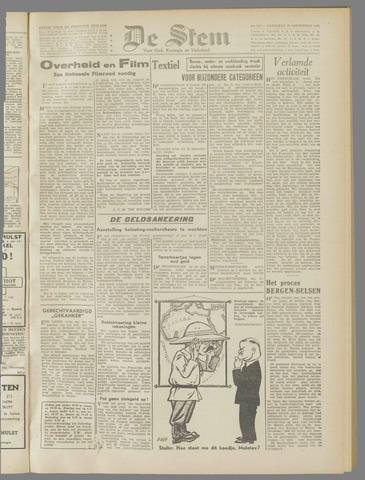 de Stem 1945-09-22