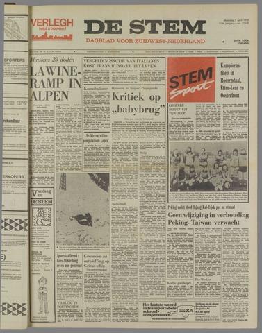 de Vrije Zeeuw 1975-04-07