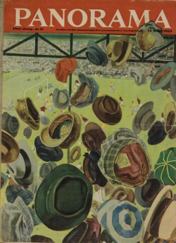 Watersnood documentatie 1953 - tijdschriften 1953-03-13
