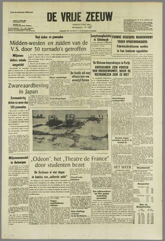 de Vrije Zeeuw 1968-05-17