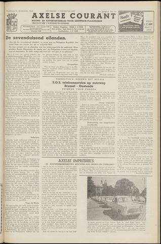 Axelsche Courant 1957-08-03