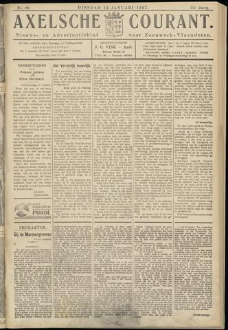 Axelsche Courant 1937-01-12