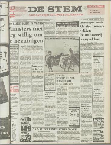 de Stem 1978-04-27
