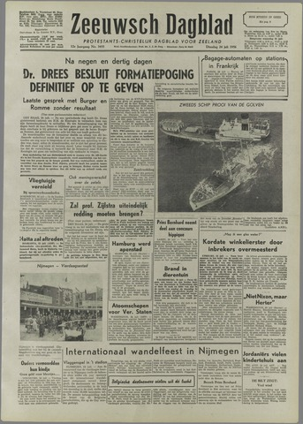 Zeeuwsch Dagblad 1956-07-24