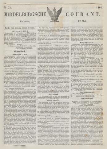 Middelburgsche Courant 1866-05-12