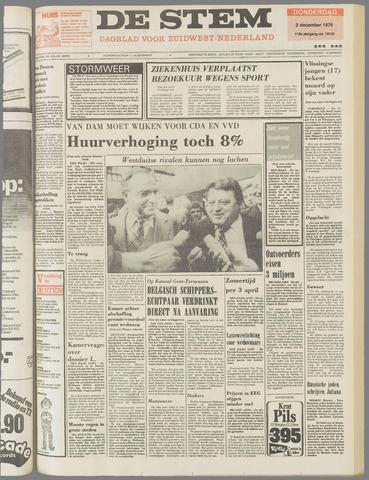 de Stem 1976-12-02