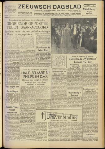 Zeeuwsch Dagblad 1954-11-06