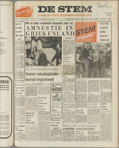 de Stem 1973-08-20