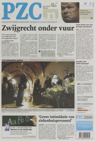 Provinciale Zeeuwse Courant 2008-04-22