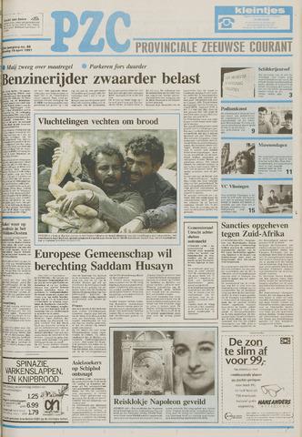 Provinciale Zeeuwse Courant 1991-04-16