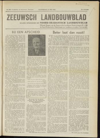 Zeeuwsch landbouwblad ... ZLM land- en tuinbouwblad 1955-05-14