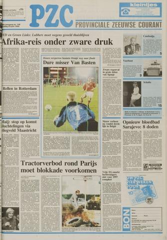 Provinciale Zeeuwse Courant 1992-06-23