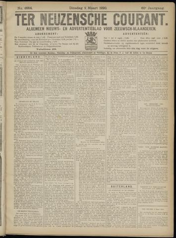 Ter Neuzensche Courant. Algemeen Nieuws- en Advertentieblad voor Zeeuwsch-Vlaanderen / Neuzensche Courant ... (idem) / (Algemeen) nieuws en advertentieblad voor Zeeuwsch-Vlaanderen 1920-03-09