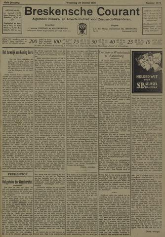 Breskensche Courant 1930-10-29
