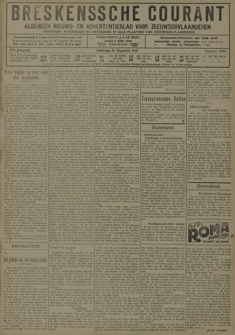 Breskensche Courant 1929-08-24