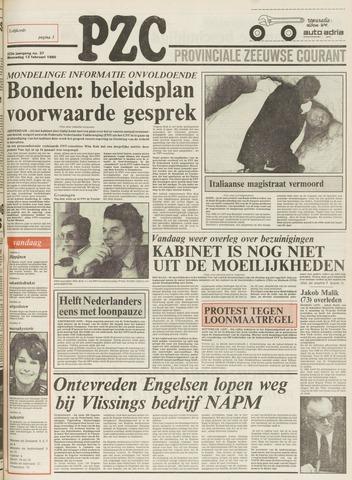Provinciale Zeeuwse Courant 1980-02-13
