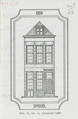 Den Spiegel 1983-08-01