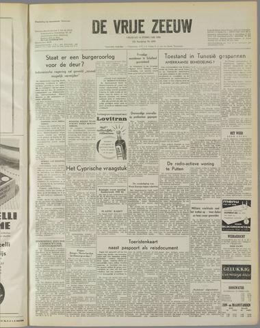 de Vrije Zeeuw 1958-02-14