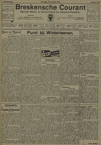 Breskensche Courant 1930-11-26
