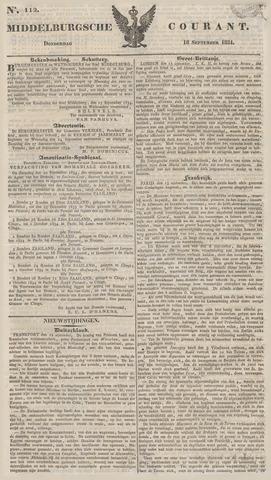 Middelburgsche Courant 1834-09-18