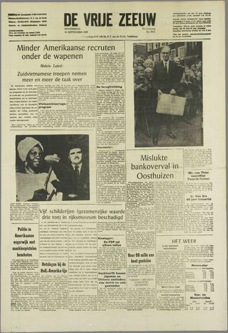 de Vrije Zeeuw 1969-09-18
