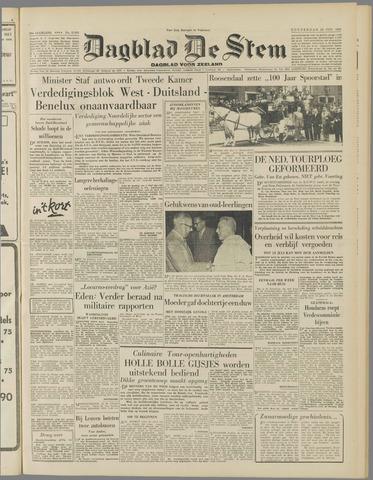 de Stem 1954-06-24