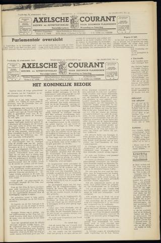 Axelsche Courant 1950-08-23