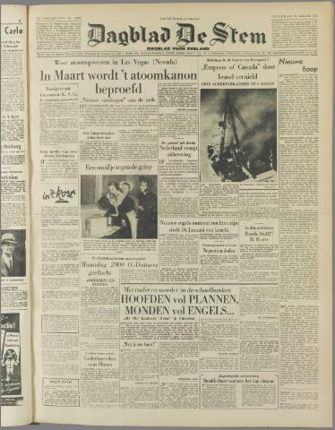 de Stem 1953-01-27