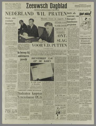Zeeuwsch Dagblad 1961-11-28
