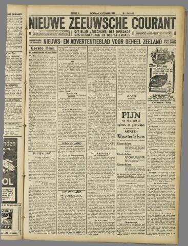 Nieuwe Zeeuwsche Courant 1927-02-12