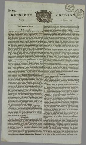 Goessche Courant 1834-10-31