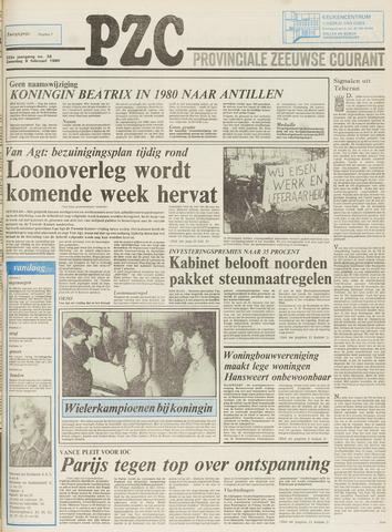 Provinciale Zeeuwse Courant 1980-02-09